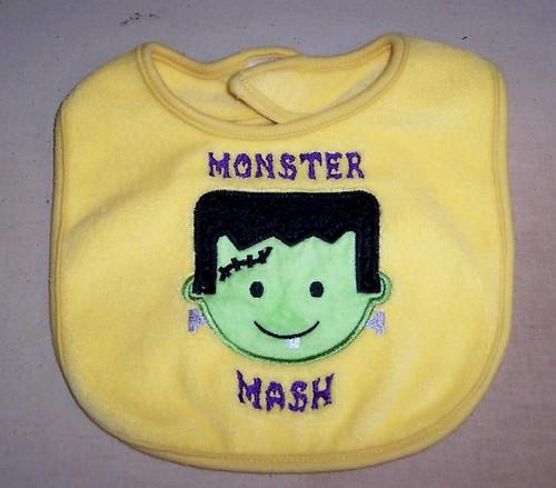 Frankenstein Bib