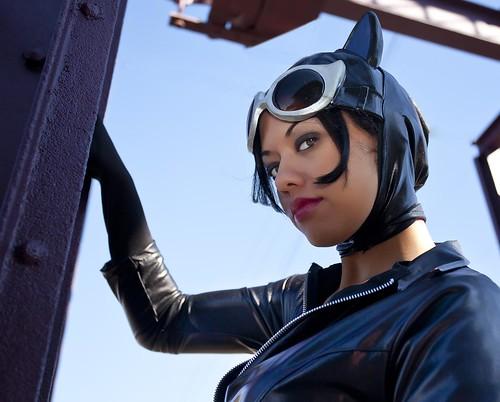 Catwoman platform