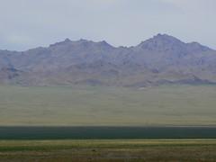 One of the three beauties (jayselley) Tags: park three nationalpark asia september mongolia national beauties exodus 2010 mongol gurvan gurvansaikhan threebeauties saikhan mongolianadventure