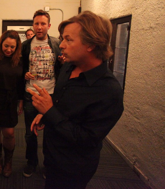 David Spade, Second City Hollywood Grand Re-Opening