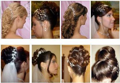 fotos de penteados para noivas