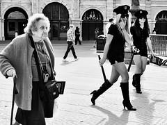 Stick and truncheon (Maurizio Costanzo - mavik2007) Tags: street people calle strada gente candid streetphotography maurizio fotografiacallejera streepher it5 fotografiadistrada nikonflickraward mavik2007 stickandtruncheon streetphotographycandidstreetportrait