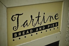 Sunday in Midtown, Vancouver - Tartine for breakfast