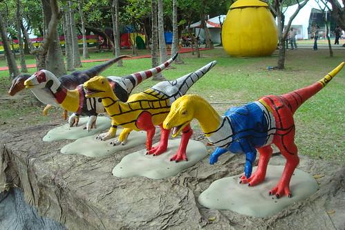 紙風車恐龍藝術探索館