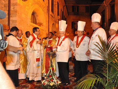 La Festa dei Cuochi, 2010, a Villa Santa Maria