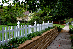 picket fence (artfilmusic) Tags: ca fence picket goleta