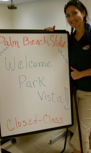 Library News & Events: Park Vista High School Senior Class