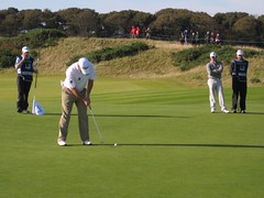 Dunhill Links Championships 2010 - Kingsbarns
