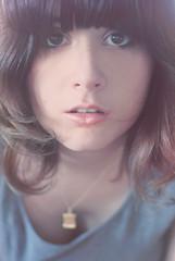 L'innocenza  un'illusione (Studio Neko) Tags: light portrait girl look self soft close lips innocence simple pure illusione innocenza semplice