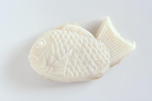 white taiyaki