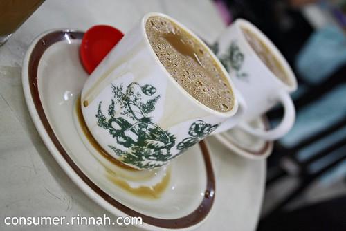 Ipoh coffee @ Kedai Kopi Sun Yuan Loong
