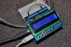 Arduino CurrentCost LCD (crwilliams) Tags: lcd arduino date:month=october date:day=9 date:wday=saturday date:hour=21 date:year=2010