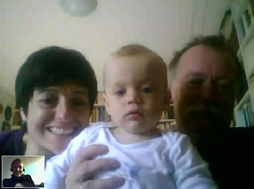 Raquel, Tiago, Michael