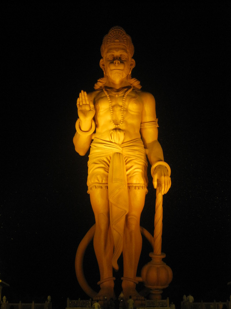 Research papers about hanuman