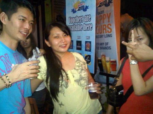 Oktoberfest @ Sid's TTDI - Niki Cheong, Suanie, Fireangel