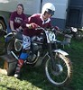20eme Norman Scramble Matchless BSA G80 CS 500 1958