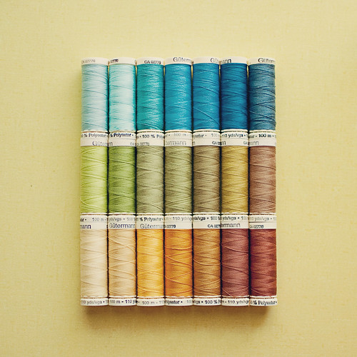 Gutermann thread - 35mm