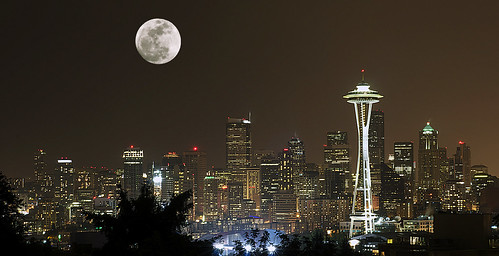 Seattle by Motivated Imagination, on Flickr