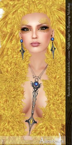 Pandora Yellow Poster store