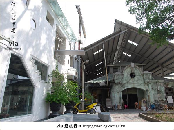 【台南住宿】佳佳西市場旅店~充滿特色的風格旅店!10