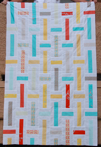 City Weekend Lawn Chair Quilt