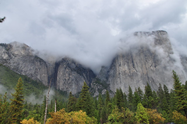 El Capitan Of The Clouds