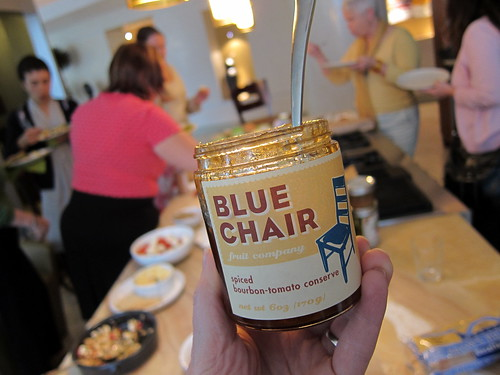 Blue Chair Jam