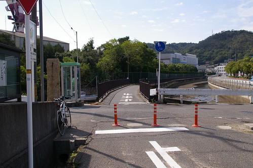 玉野市営電鉄跡 #9