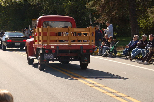 Homecoming 2010:  Vintage Truck.