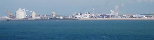 F�hrhafen von Calais