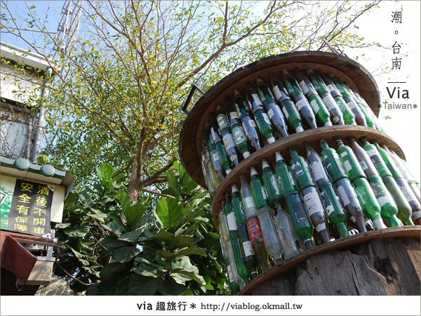 【台南】台南海安路藝術街~必拍的台南景點!12