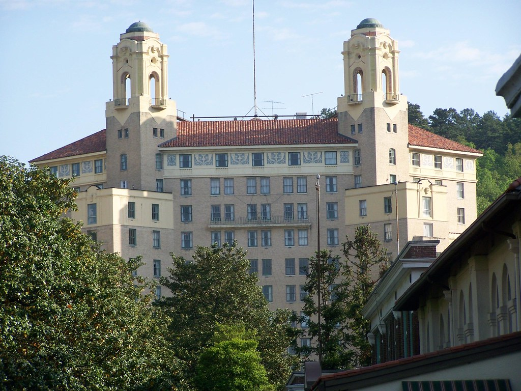 Arlington Hotel- Hot Springs AR (1)