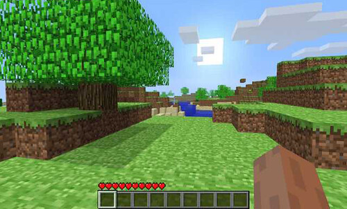 Minecraft Beginner's Guide How to Survive Your First Day and Night