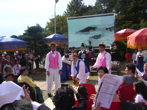 Joop Dorresteijn & Suna Cho wedding in Daejeon (South-Korea)