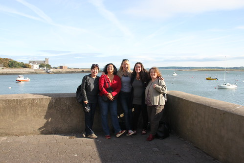 The five food muskateers in my hometown of Dungarvan