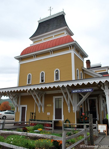 North Conway Station