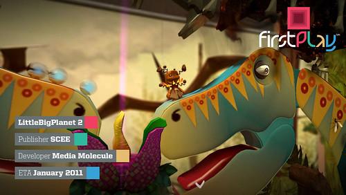 LittleBigPlanet 2 - FirstPlay Episode 29