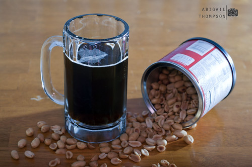 279/365 - Beer and Nuts