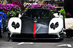 Pagani Zonda Cinque Roadster (Thomas van Meijeren) Tags: