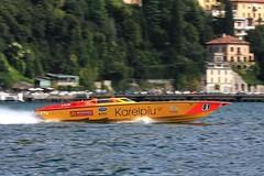 A Tutta Birra (Roveclimb) Tags: lake como race lago boat barche gps acqua powerboat nautica gara lario motoscafi gommone villaolmo centomiglia