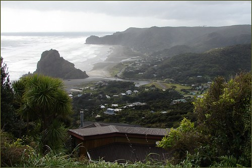 Oruanui New Zealand  city images : Iron sand from Piha beach in New Zealand | It what happens i ...