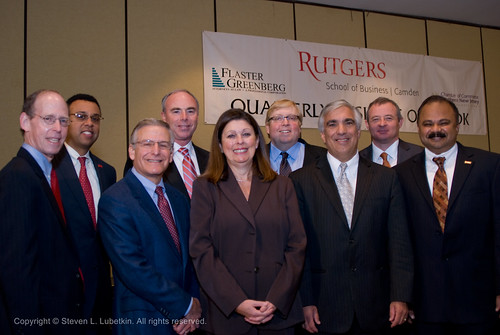 Rutgers Fourth Quarter 2010 Business Outlook Panel