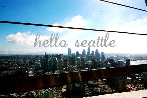 hello seattle