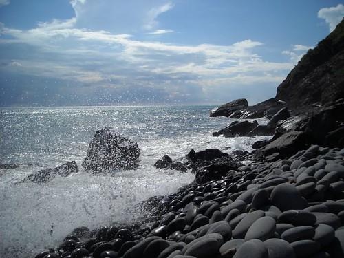 美麗的阿朗壹海岸