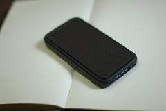 iPhone4 LeatherCase