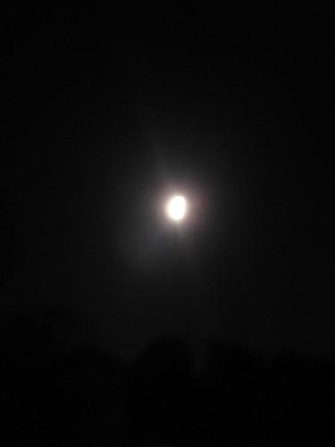 4 AM moon