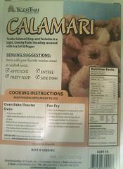 Calamari at Costco