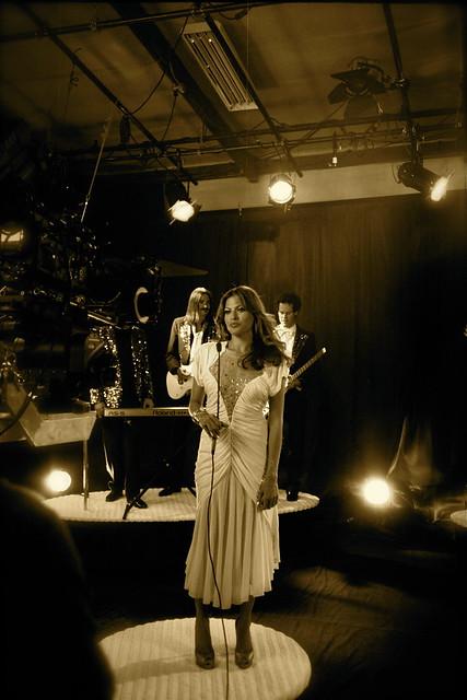 Eva Mendes by Ben Moen, Cinematographer
