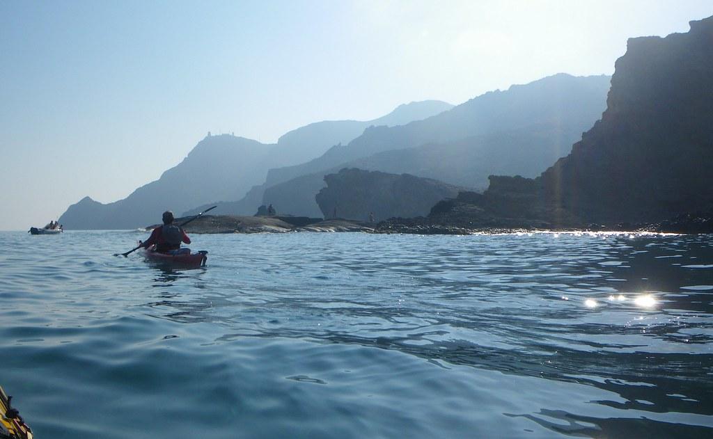 Cabo de Gata en kayak 471
