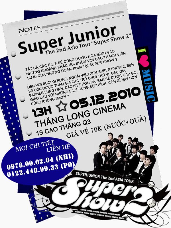 [Offline]Buổi trình chiếu The 2nd Asia Tour-Super Show 2 tại TPHCM 5119906182_9dc07f73b5_b